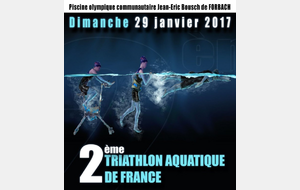 TRIATHLON AQUATIQUE de FORBACH