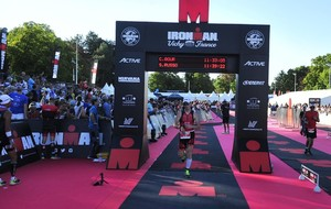 TRIATHLON  IronMan de VICHY
