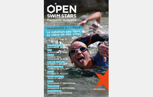 Open SwimStars à STRASBOURG